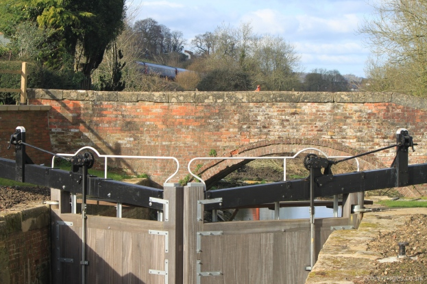 Ham Mill Lock, Thames and Severn Canal