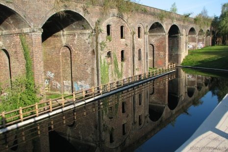 Capel's Mill, Thames and Severn Canal