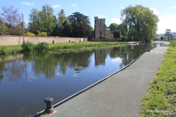 St Cyr's, Stonehouse, Stroudwater Navigation